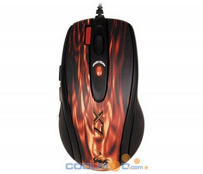 Rato Gaming A4Tech X7