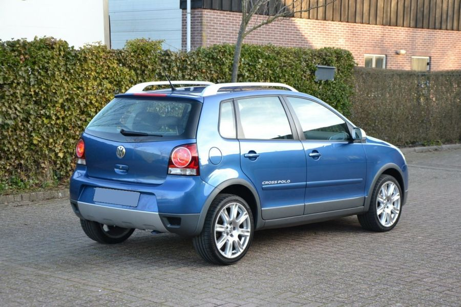 Volkswagen  Polo - 1.9 TDI Cross