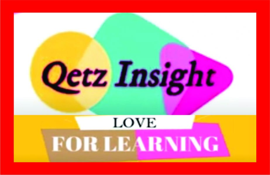 Qetz Insight | Do clay at home by yourself |  4 ingredients |  1731 Kids education