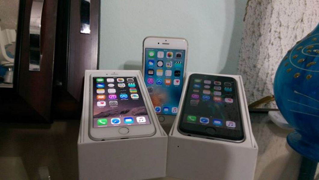 Novo Apple iPhone 6s 64Gb 4G Desbloqueado Telefone.