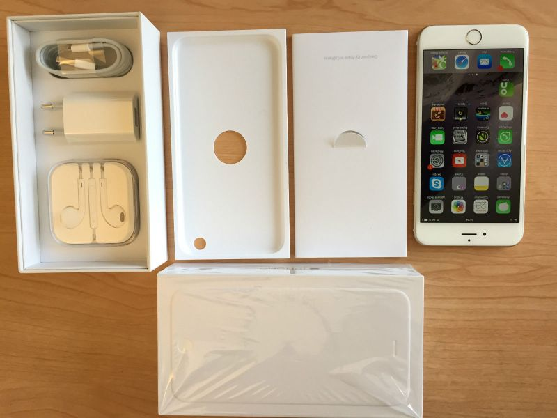 Apple iPhone 6S plus 128GB / 6s / 6 plus / 5'e (koop 2 kry 1 gratis)