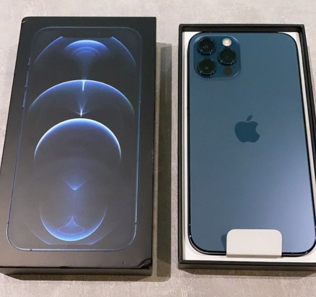 Apple iPhone 12 Pro 128GB por 600EUR,iPhone 12 Pro Max 128GB por 650 EUR, iPhone 12 64GB por 480EUR