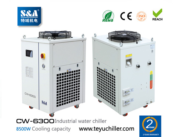 S&A industrial water chillers CW-6300 support ModBus communication