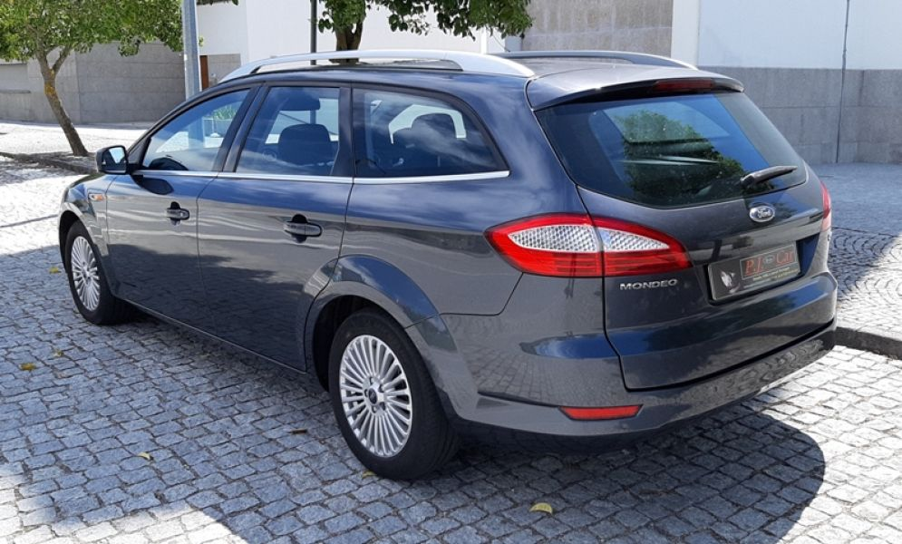 Ford Mondeo SW Econetic 1.8 TDCI 125 CV