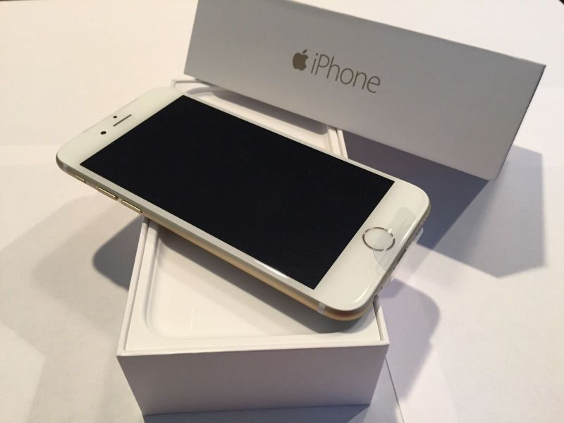 A Apple iPhone 6 PLUS 5.5 '128GB desbloqueado de fábrica SEALED