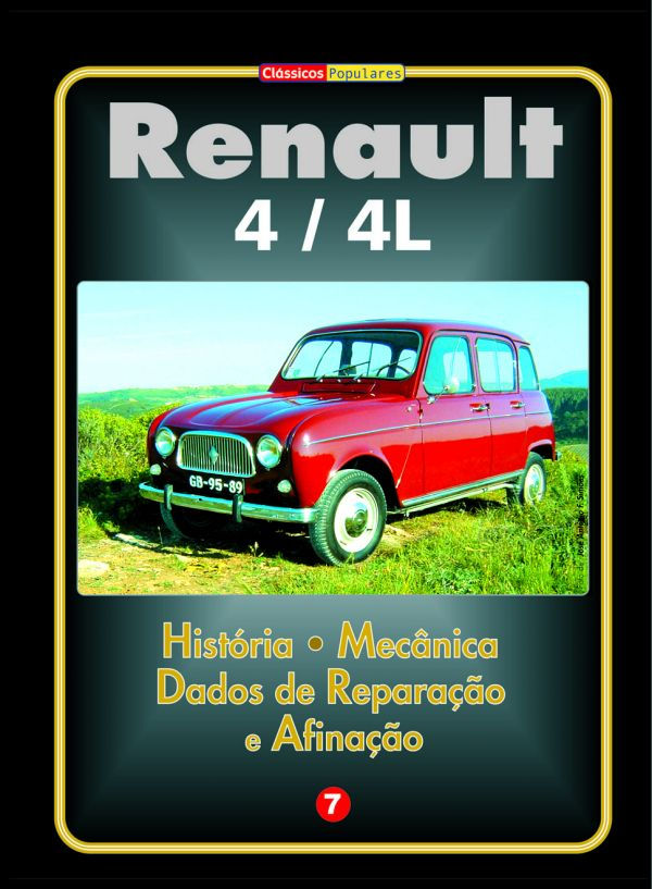 Renault 4 / 4 L - Manual Técnico