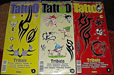 Vendo Revistas de Graffiti & Tattoo