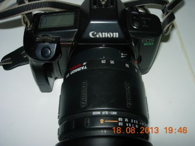 Camera analógica canon eos600- 300€