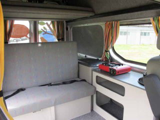 West COast campervans - aluguer autocaravanas low budget em Portugal
